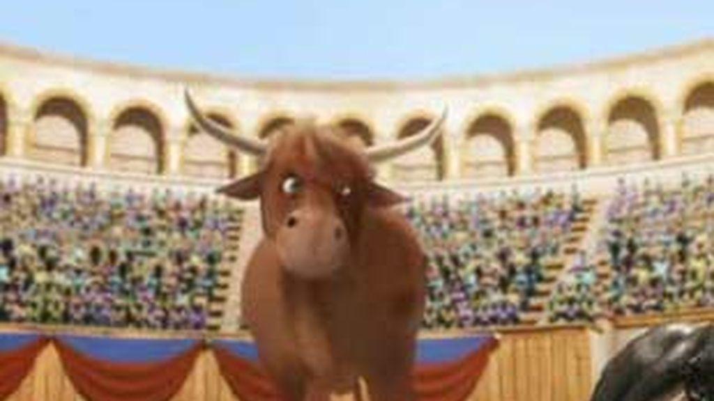 Imagen del episodio de 'Vipo, las aventuras del perro volador' acusado de lanzar proclamas antitaurinas.
