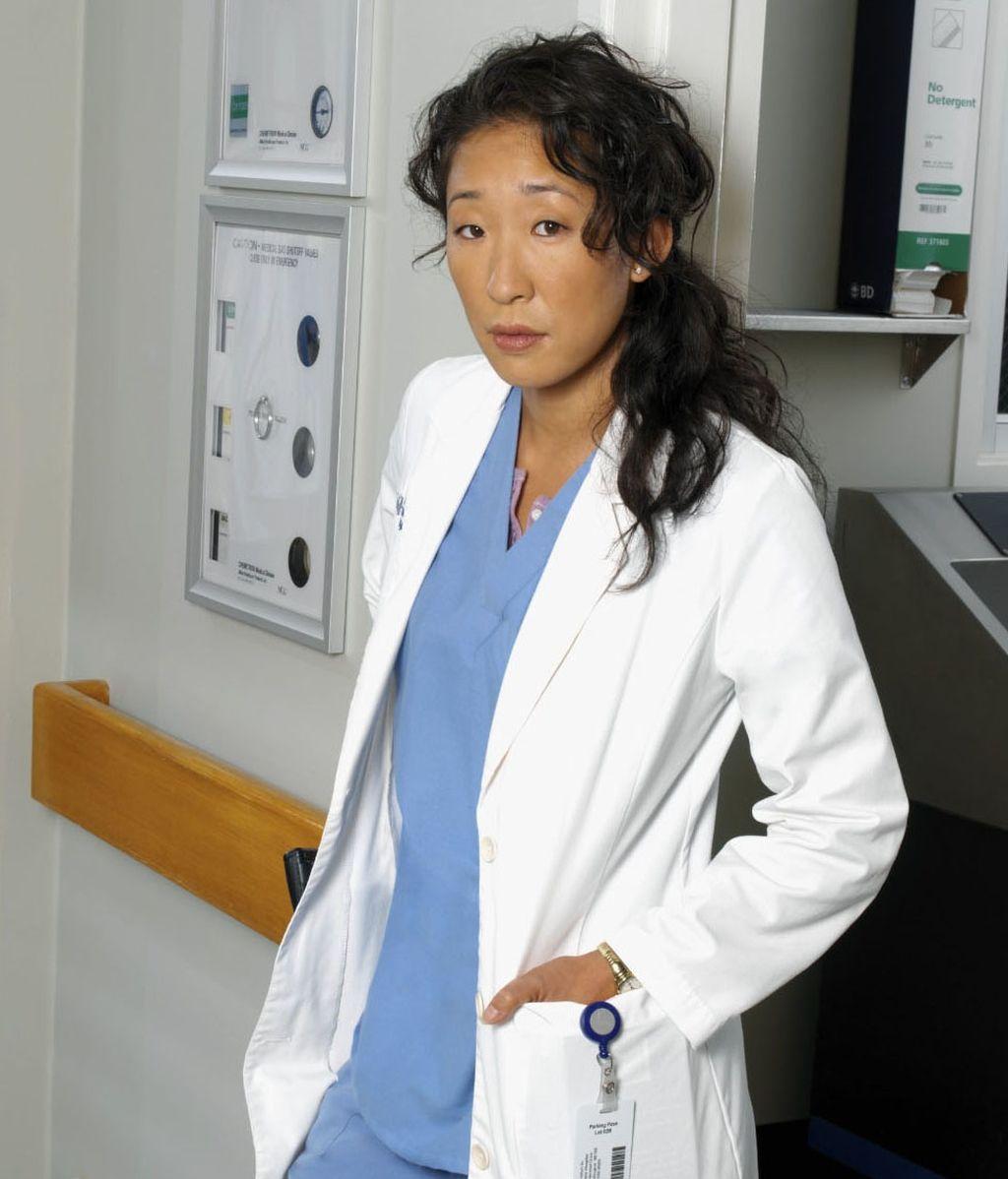 Sandra Oh Anatomía de Grey