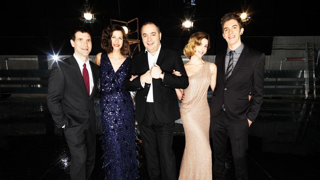 Oscar en Canal +