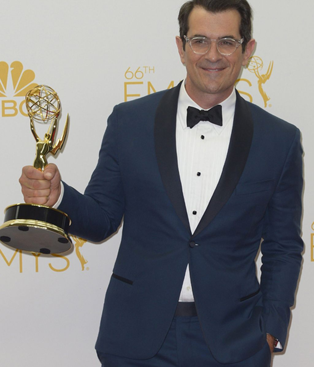 Ty Burrel, mejor actor secundario en comedia por 'Modern family'