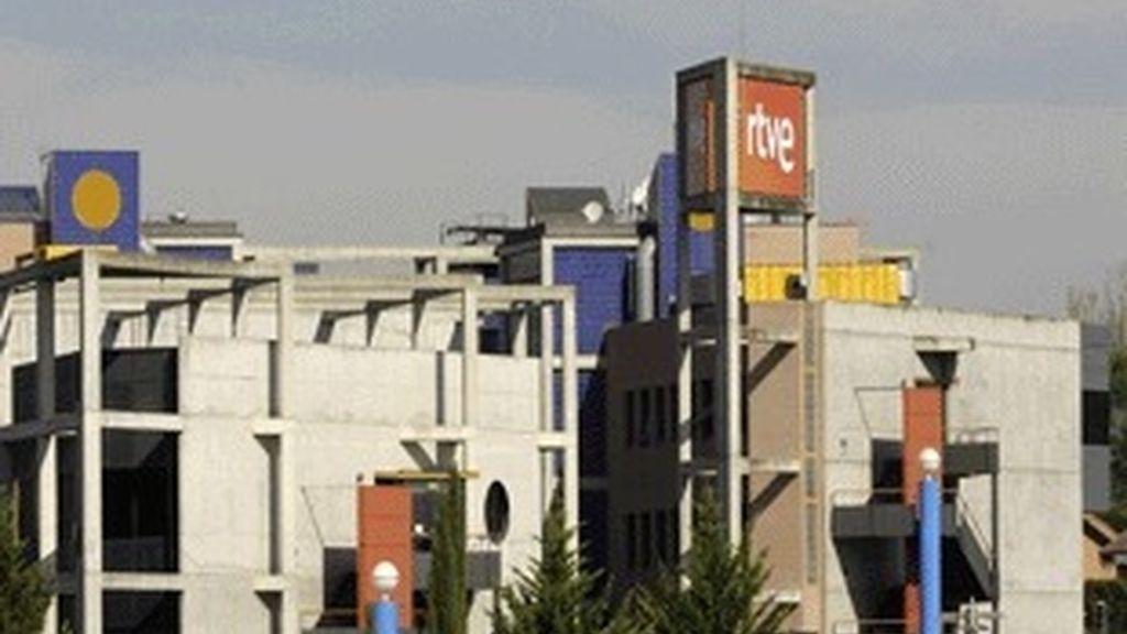 Edificio de RTVE en Prado del Rey.