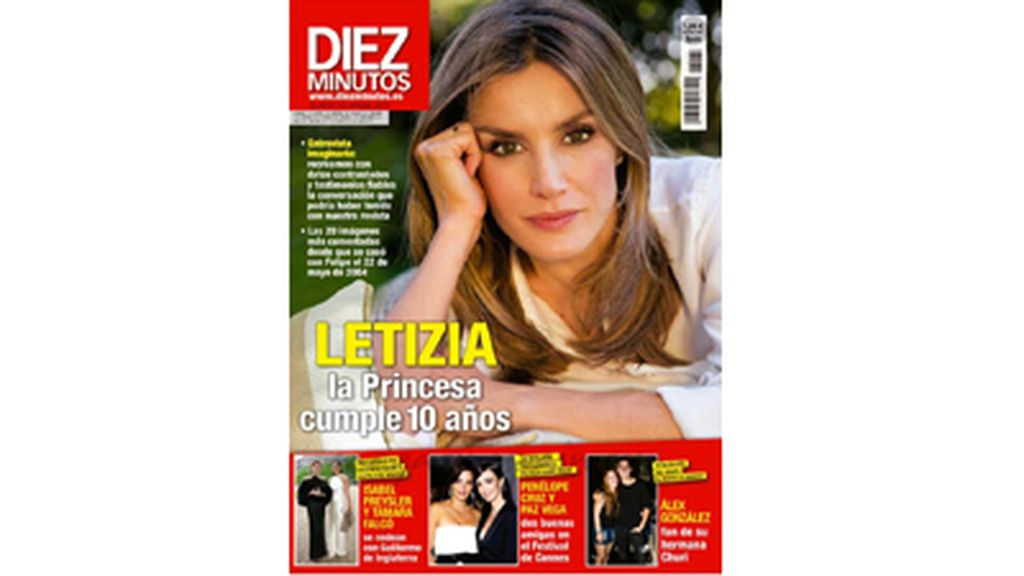 Revista 'Diez Minutos'