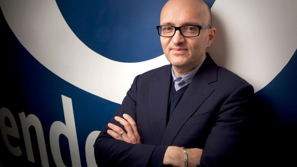 Tim Hincks, presidente del Grupo Endemol