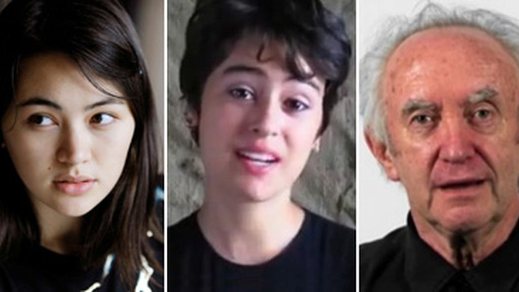 'Juego de tronos' Jessica Henwick, Rosabell Laurenti y Jonathan Pryce