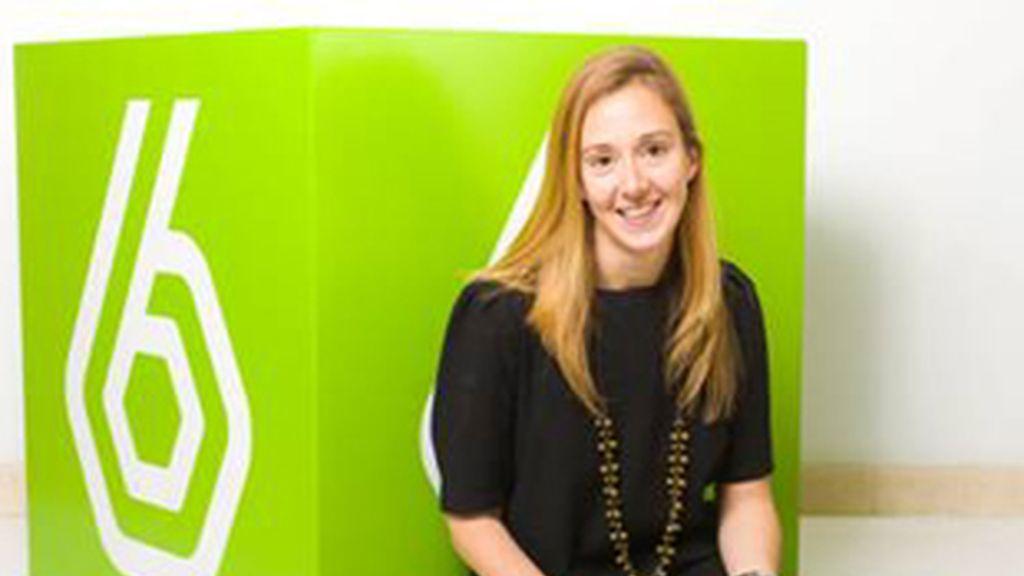 La nueva directora de Comunicación de La Sexta, Ana Porto.