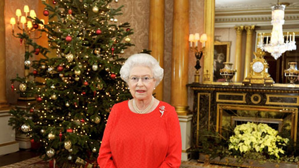 Discurso de Navidad de la reina Isabel II