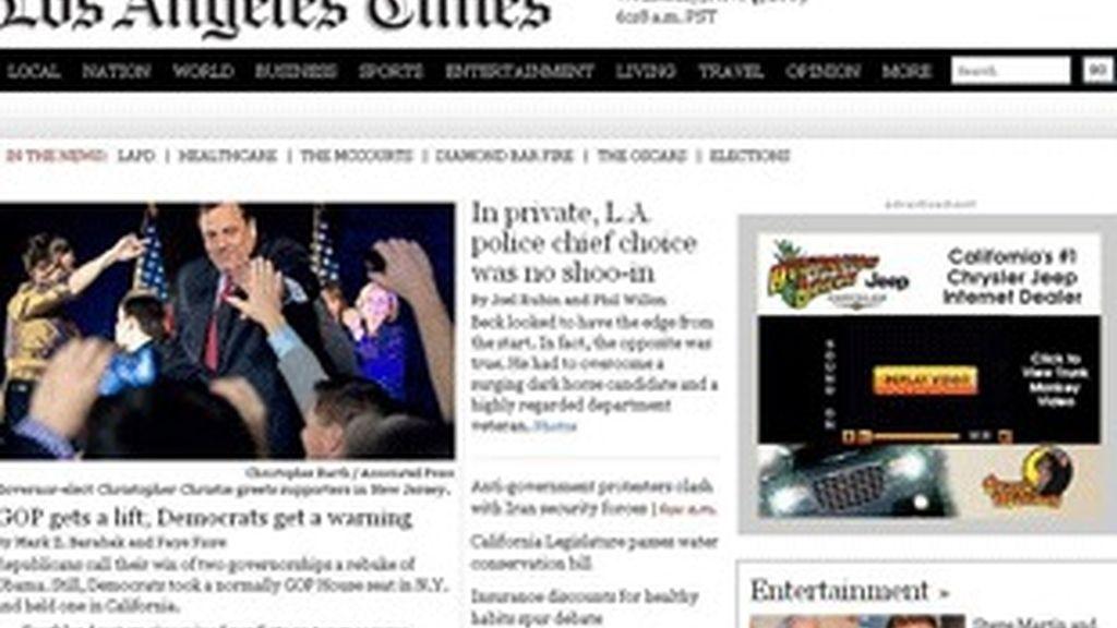 Los diarios de Tribune se harán una semana sin teletipos