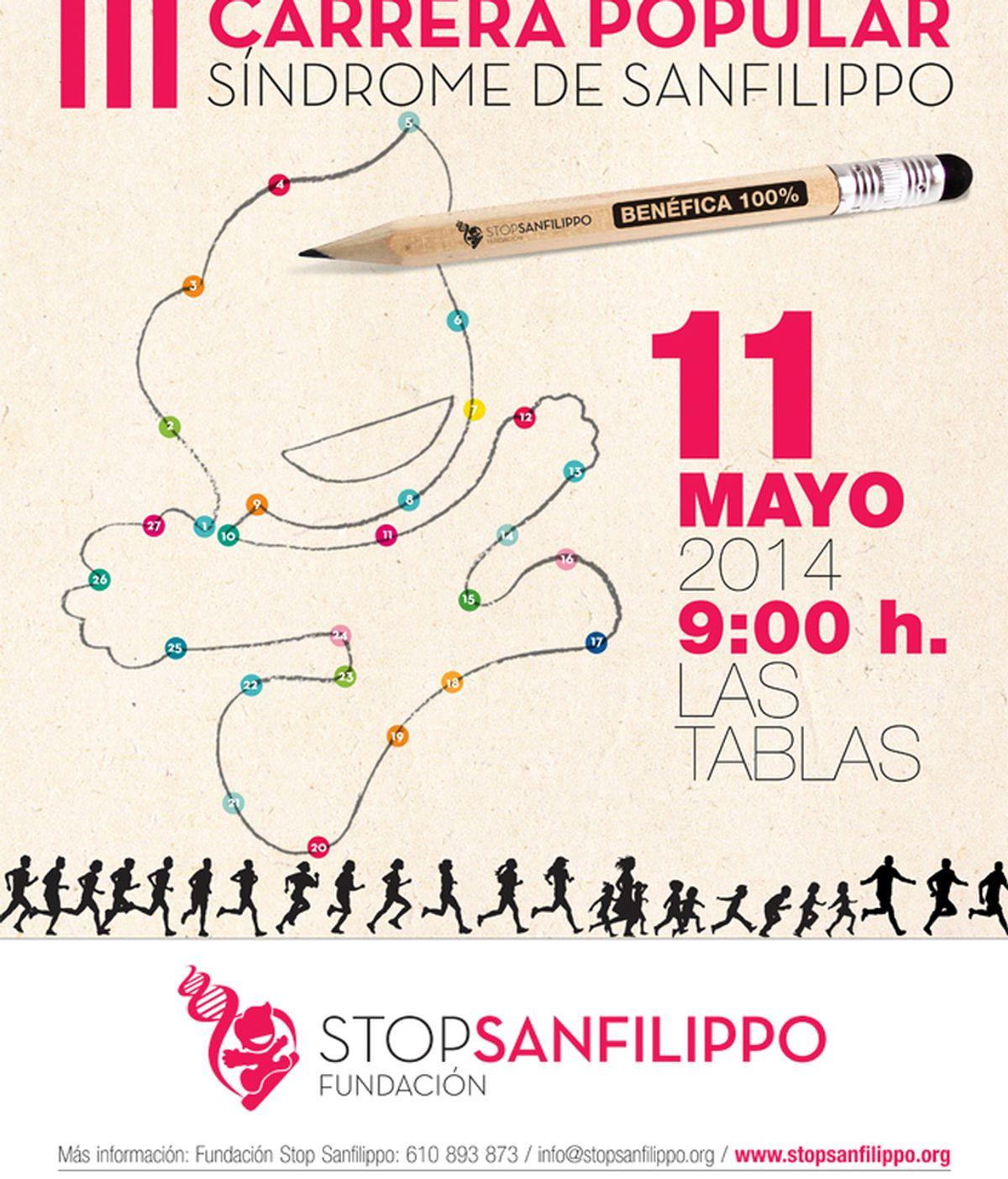 III Carrera Stop Sanfilippo