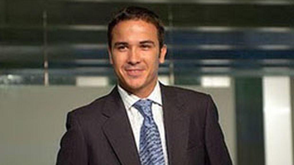 Antonio Parreño, periodista de TVE agredido.