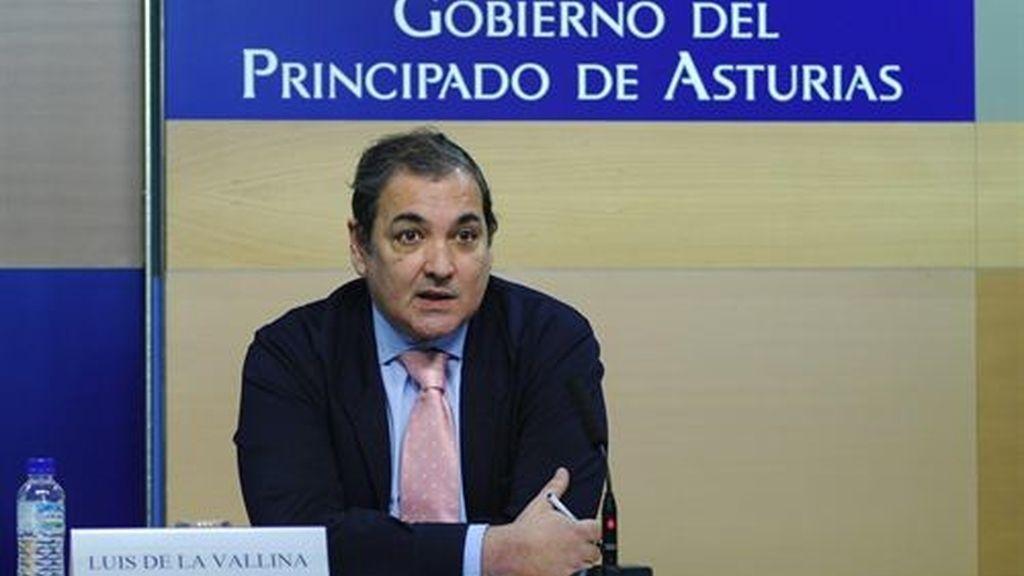 Viceconsejero de Sector Público, Luis de la Vallina