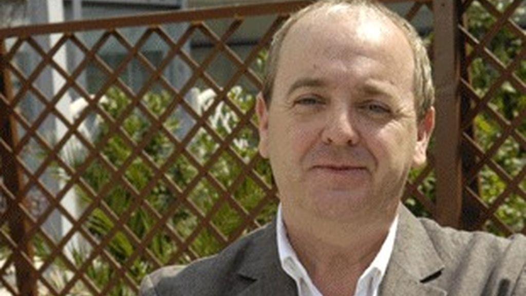 Javier Pons, director de TVE.