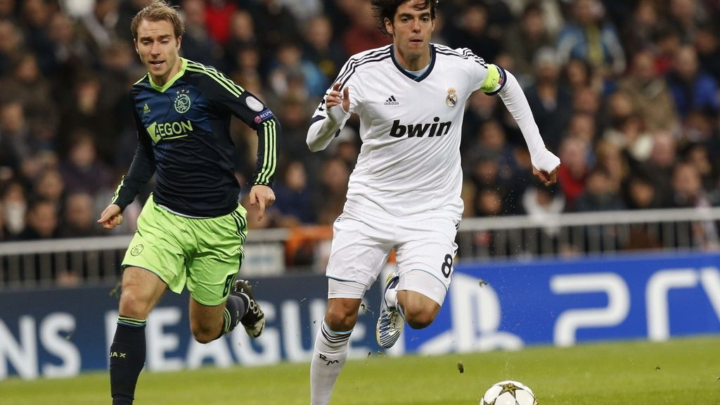 Real Madrid - Ajax de Amsterdam