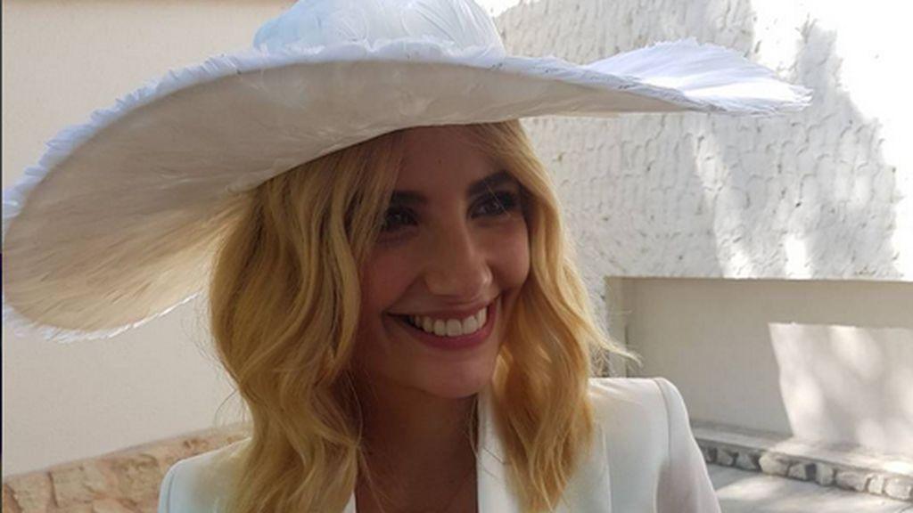 ¡Boda sorpresa! Miriam Giovanelli se casa con pamela y pantalón