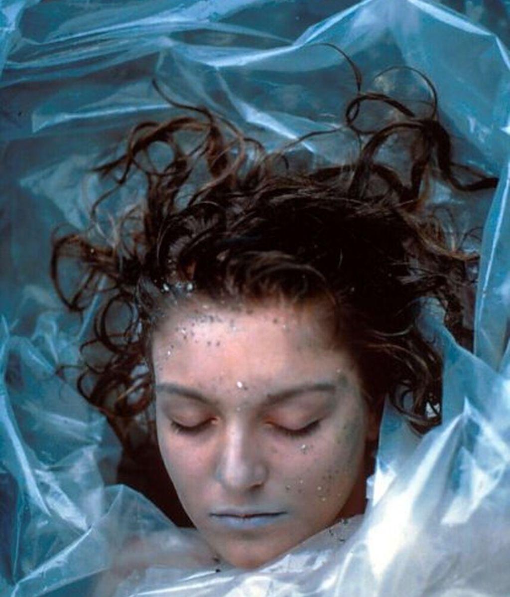'Twin Peaks' Laura Palmer congelada