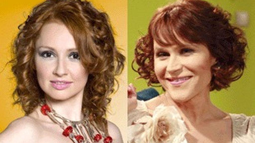 Cristina Castaño y Antonia San Juan, nuevas incorporaciones de 'La que se avecina', Telecinco.
