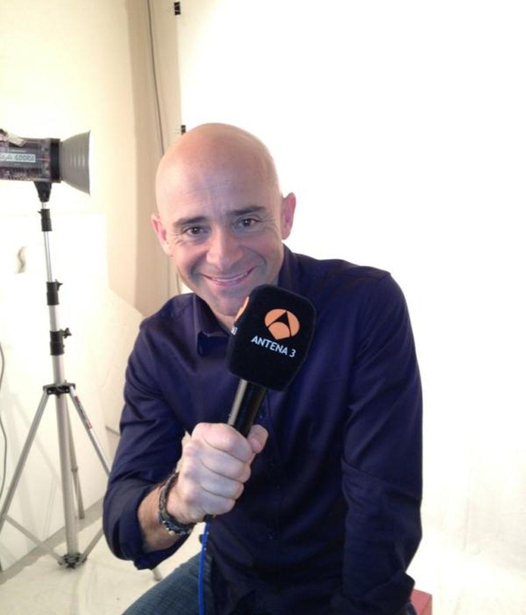 Antonio Lobato Antena 3