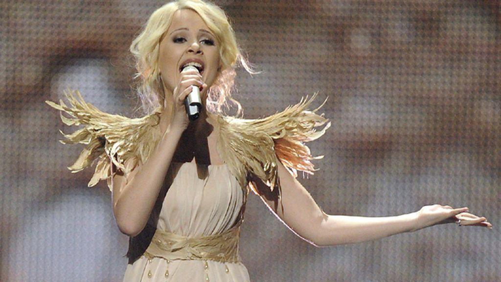 Eurovisión 2011. Ucrania