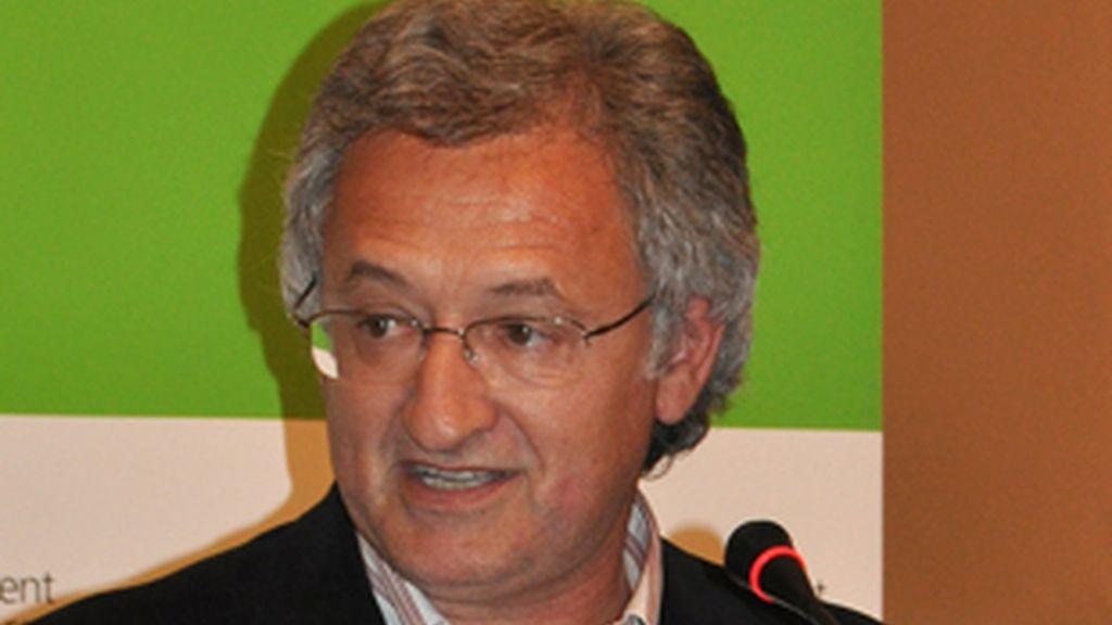 Francesc Canet, diputado de ERC.