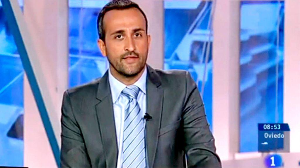 Julián Reyes, subdirector deportes tve