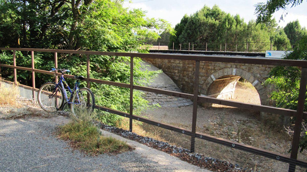 Puente bici