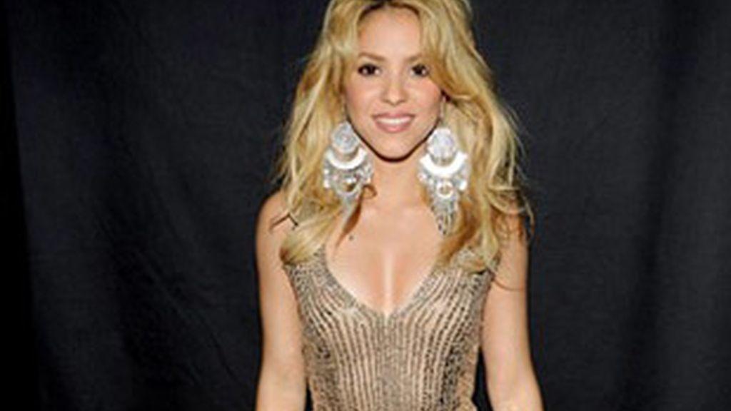 Shakira, la nueva burbuja Freixenet.