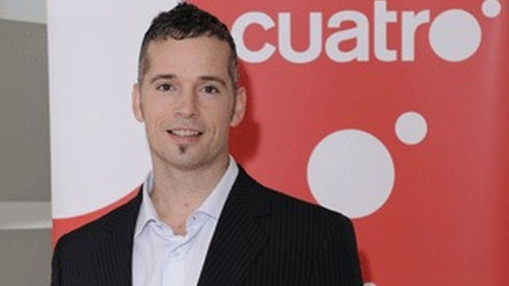 El presentador de 'Ajuste de cuentas', Vicens Castellano.