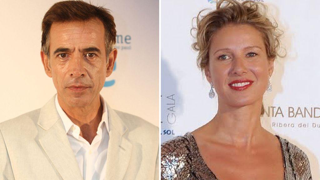 Imanol Arias y Anne Igartiburu presentarán las campanadas en TVE