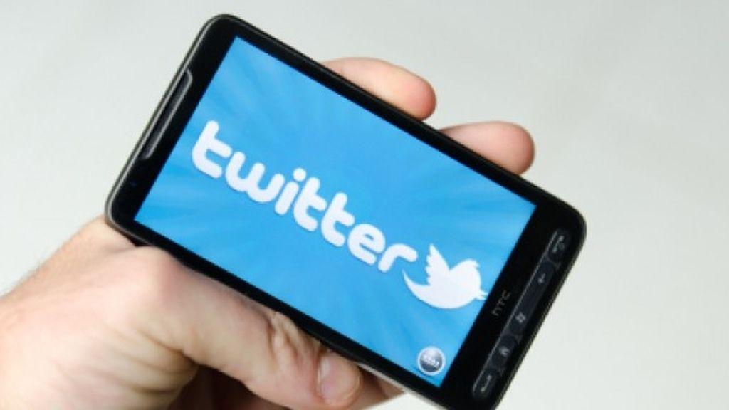 Twitter, aplicación móvil