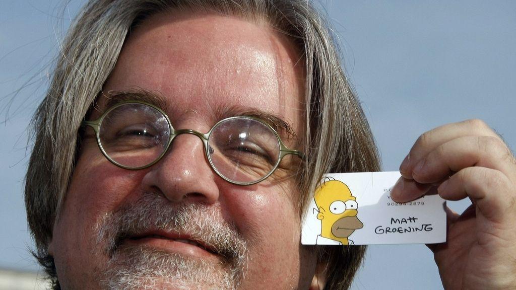 Matt Groening, creador de 'Los Simpson'