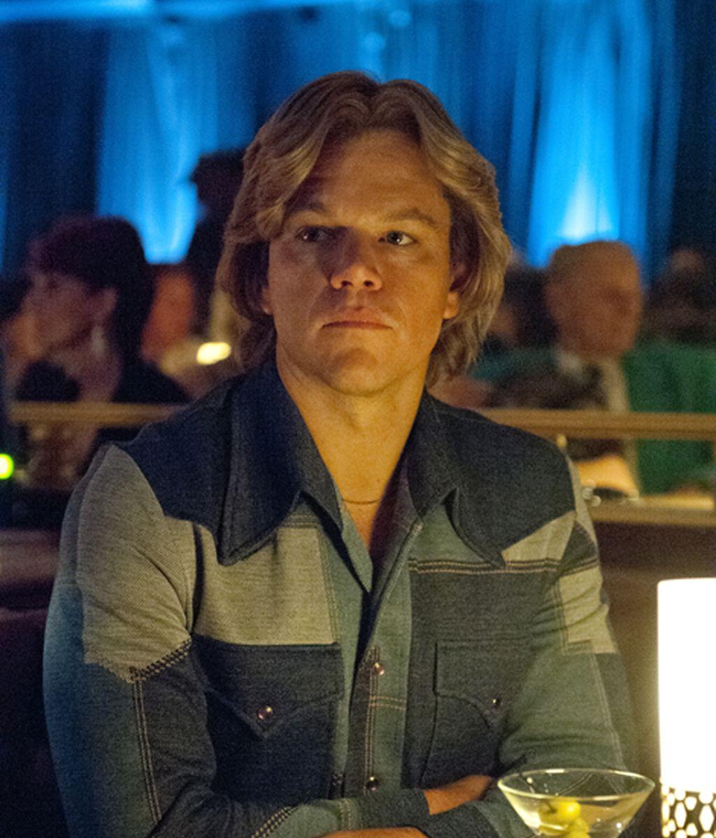 Matt Damon es Scott Thorson