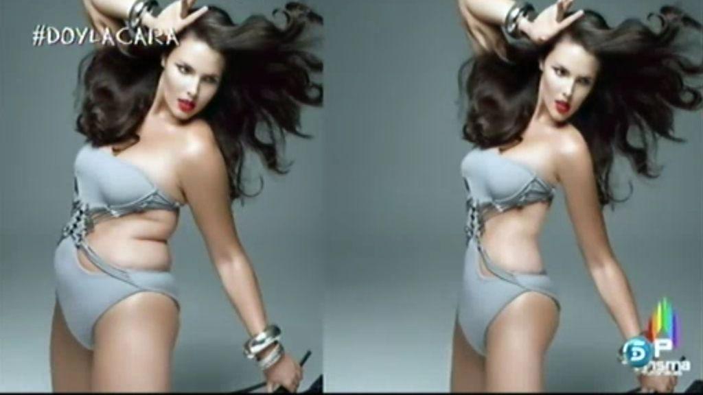 Muchas mujeres alzan su voz contra la tiranía de la perfección y rechazan los cuerpos retocados que venden muchas marcas.