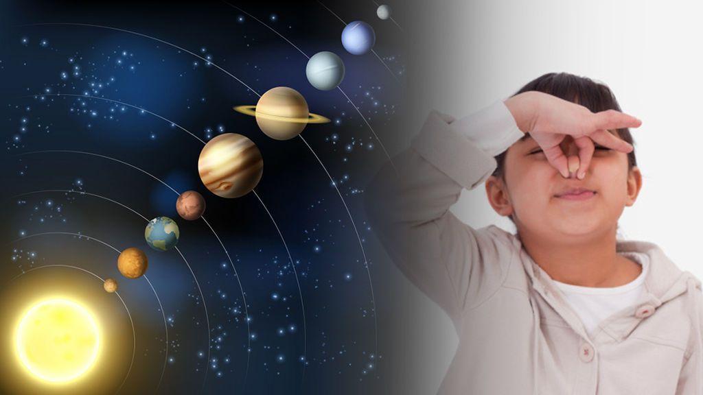 ¿A qué huele el Sistema Solar?