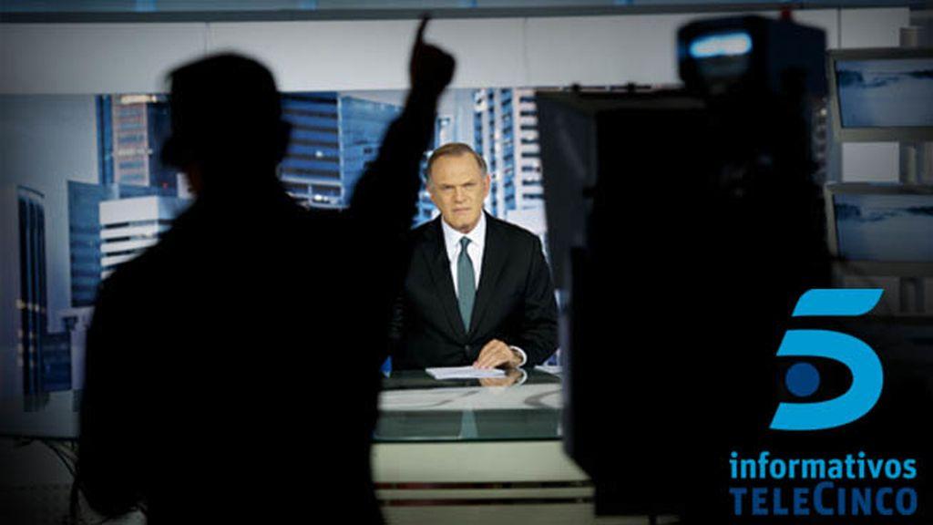 Las noticias con 'Informativos Telecinco'