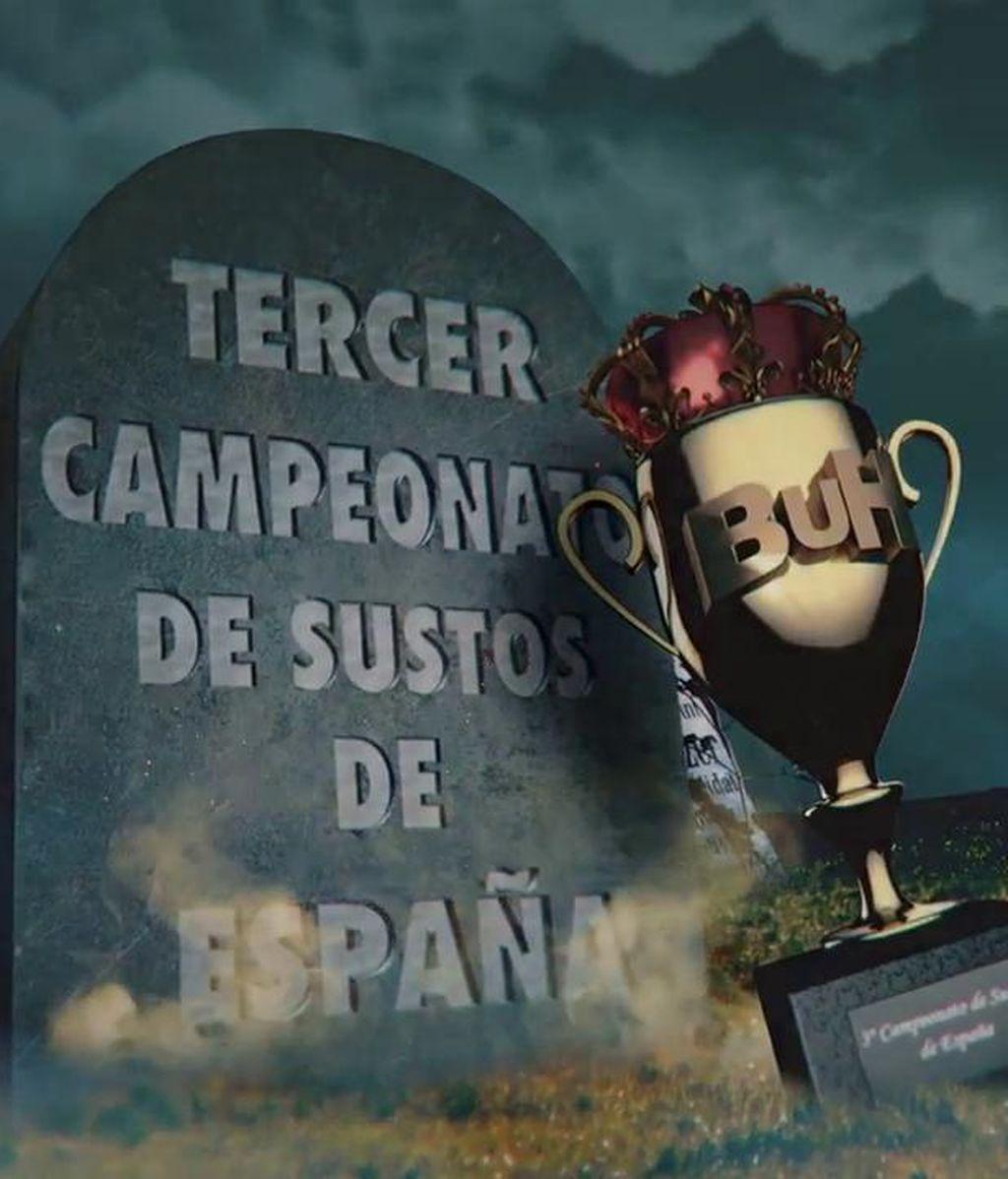 Tercer Campeonato de sustos de Dani&Flo