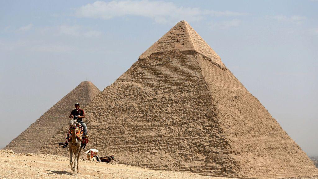 Descubren un papiro que desvela cómo se construyó la Gran Pirámide de Guiza
