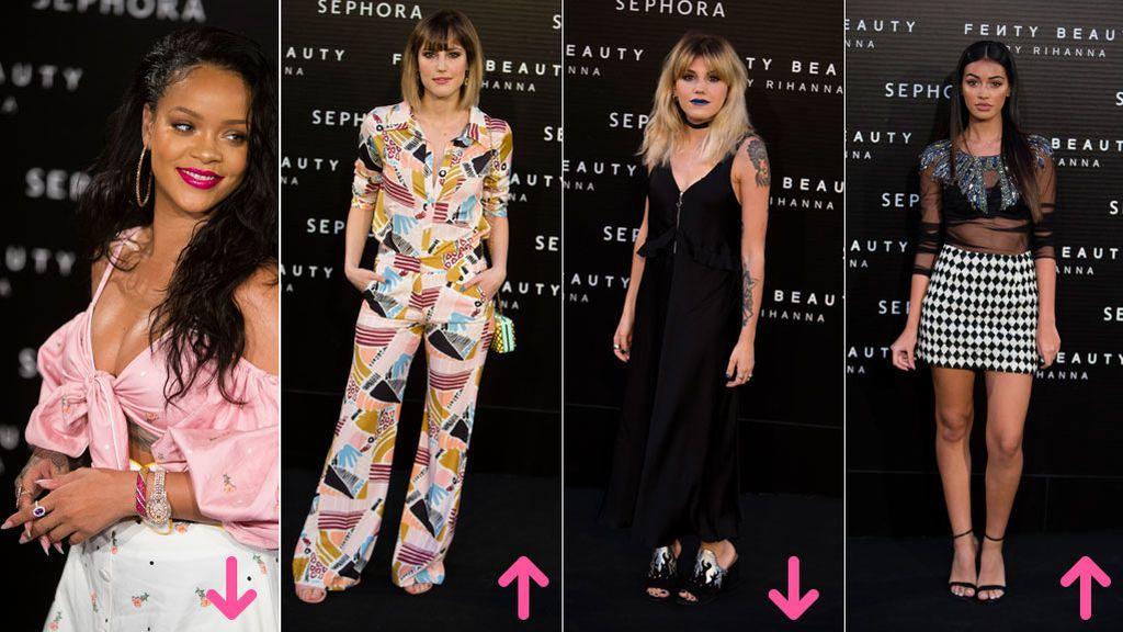 """Aciertos y errores en la presentación """"Fenty Beauty by Sephora"""", en Madrid"""