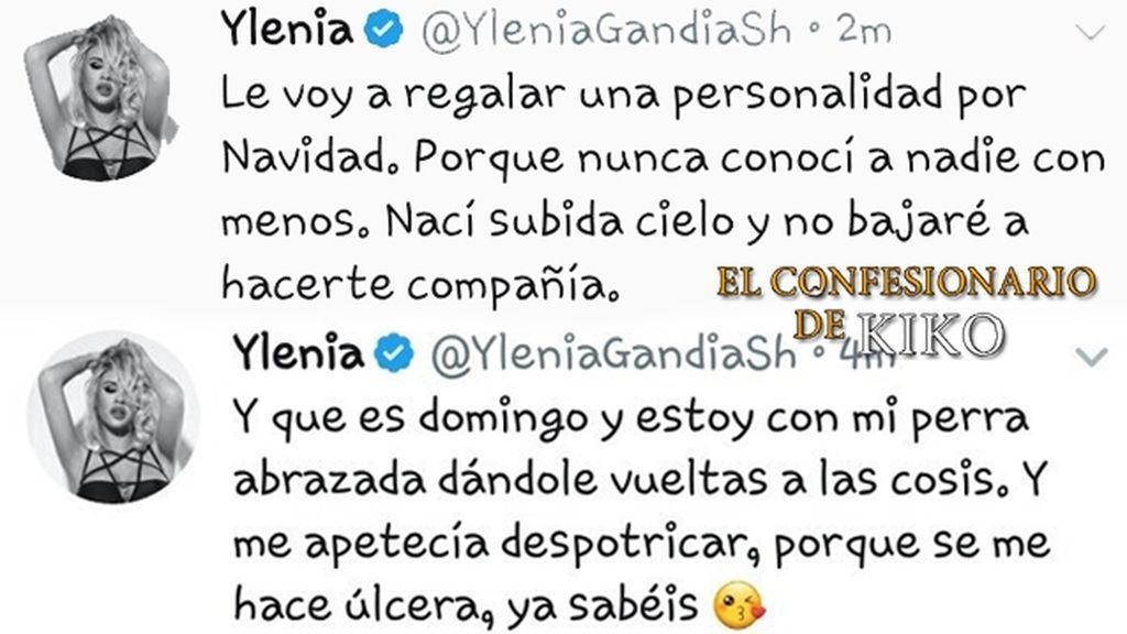 Tweet Ylenia 3