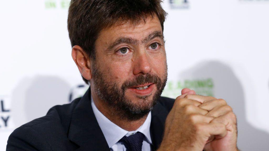 La Federación italiana suspende un año al presidente de la Juventus por la venta de entradas a grupos ultras