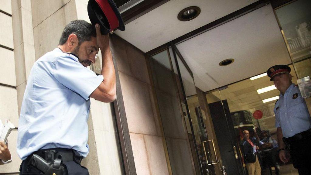 Trapero se ausenta de la reunión convocada por De los Cobos con mandos de Mossos, Guardia Civil y Policía