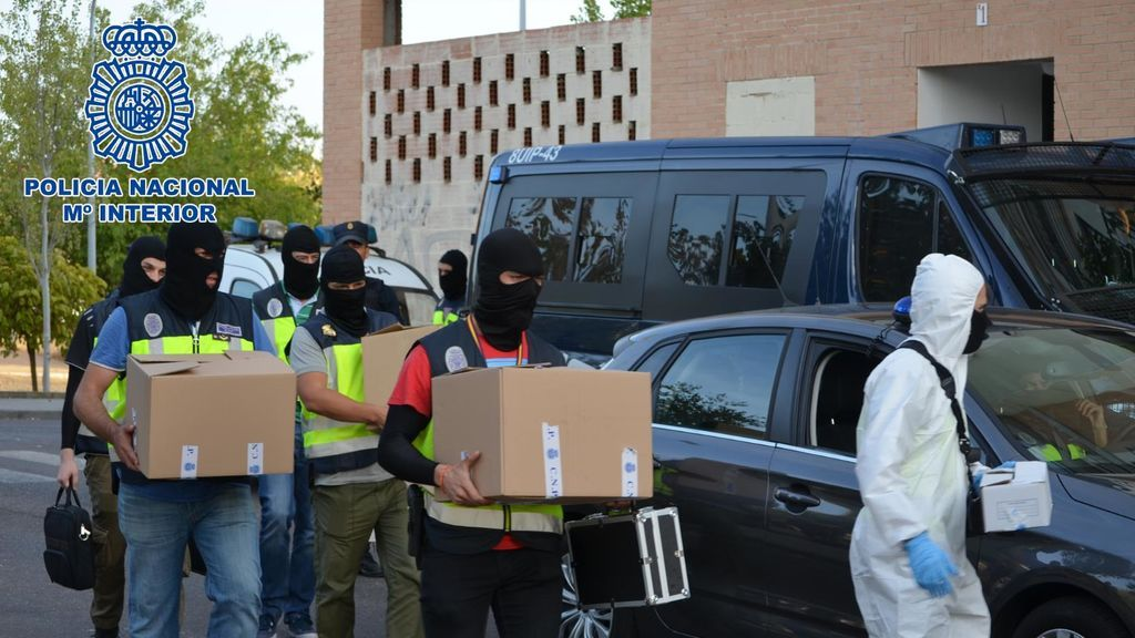 A prisl presunto yihadista detenido en Mérida