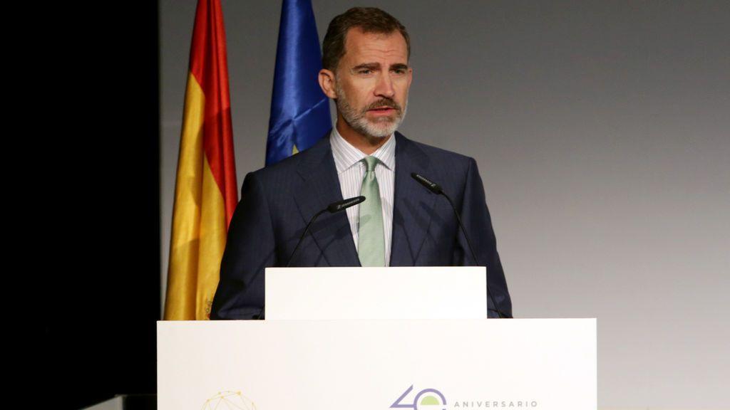 Felipe VI inaugura la XXIX Cumbre Internacional de Centros de Pensamiento Empresariales