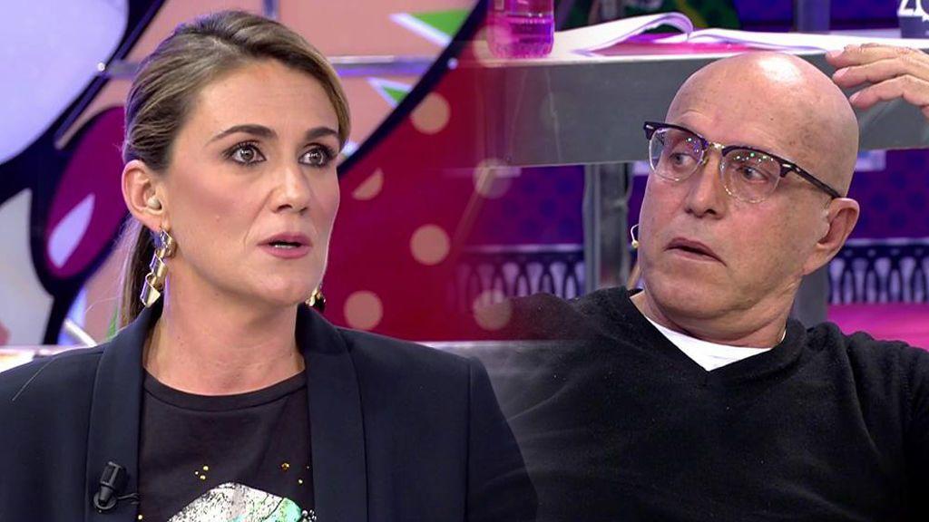 Carlota Corredera reprende a Matamoros