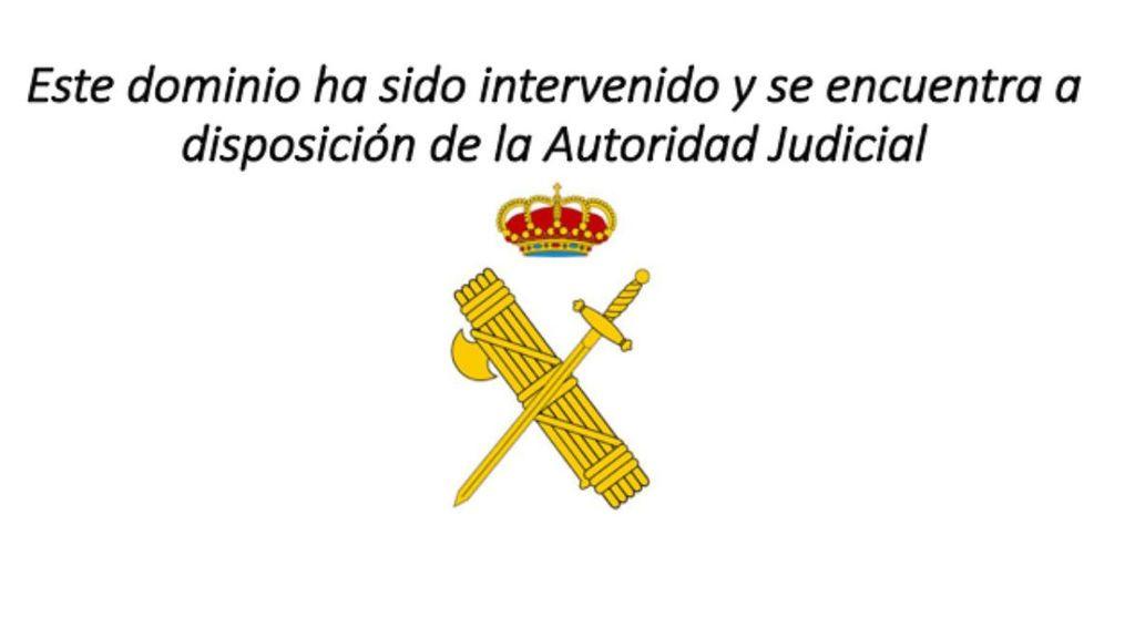 Bloqueada la web de la Asamblea Nacional catalana