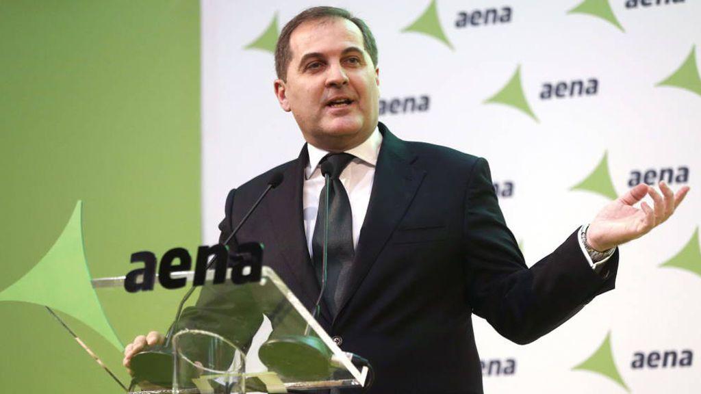 Dimite el presidente de Aena, José Manuel Vargas, por motivos personales