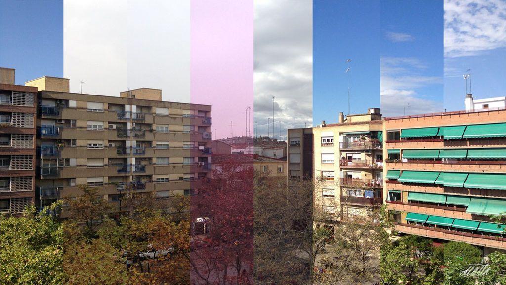 Las 4 estaciones en una misma imagen, y más de 20.000 retuis en menos de 24 horas