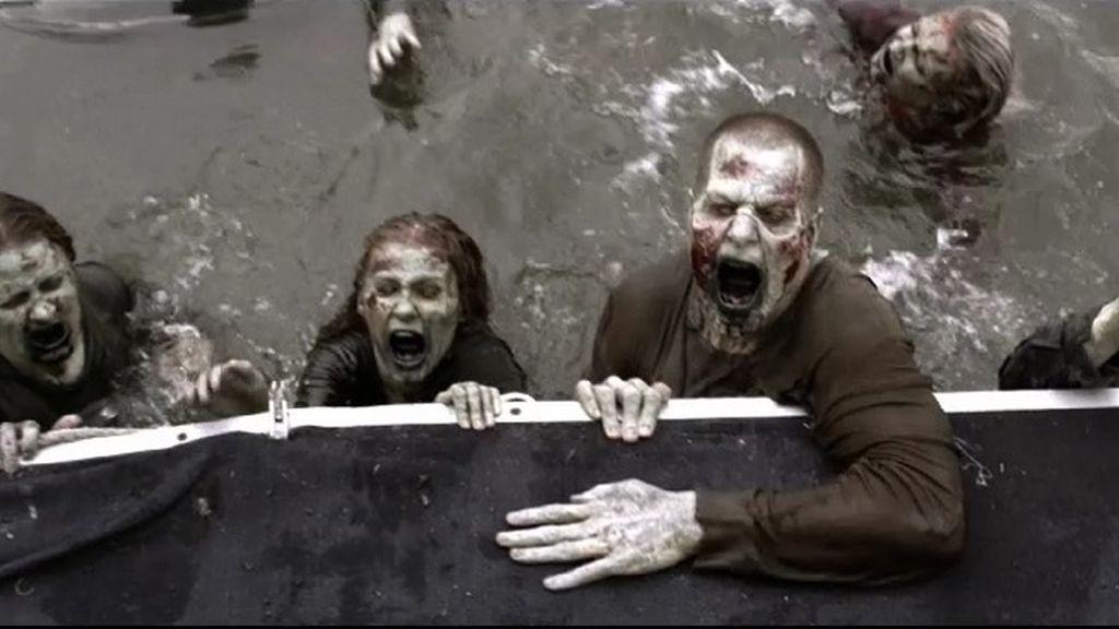 """""""Oleada zombi"""" en Energy con la segunda temporada de 'Z Nation'"""