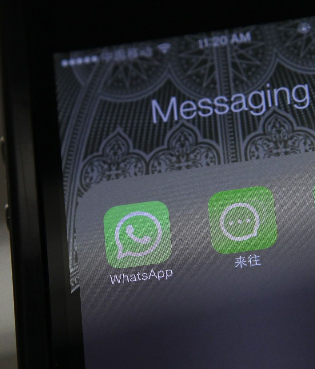 WhatsApp, bloqueado en China