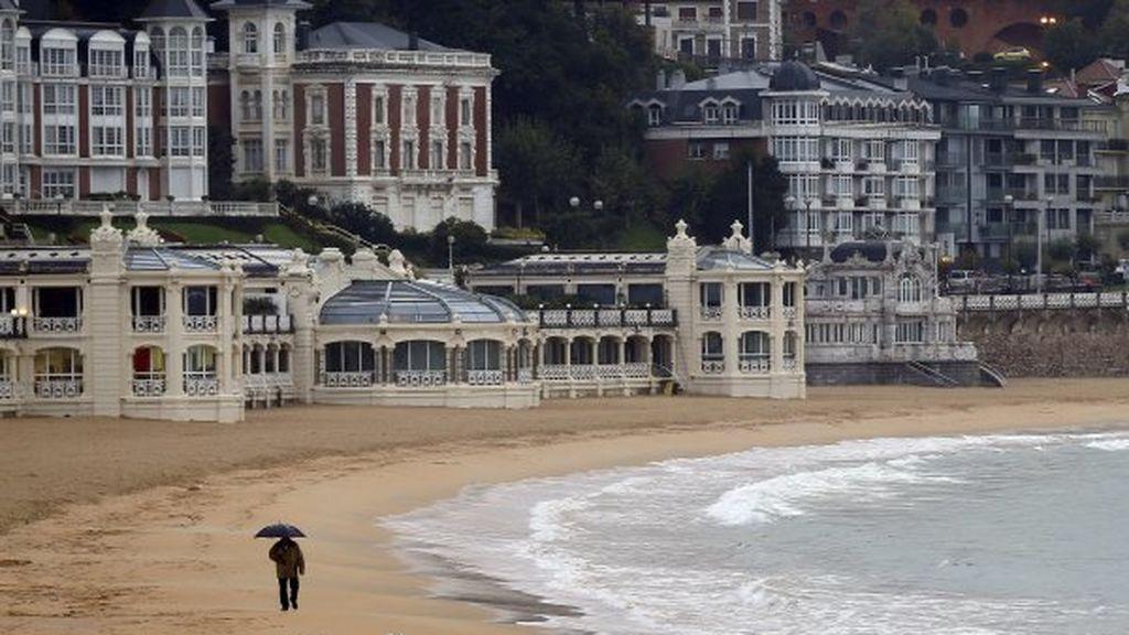 Localizan en San Sebastián a un crucerista estadounidense tras permanecer una semana desaparecido
