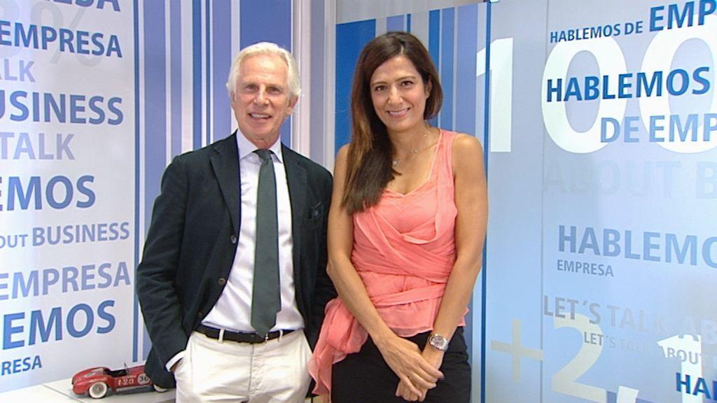 """Mahsa Khaghani: """"España es número uno en la calidad de los profesionales de la odontología"""""""