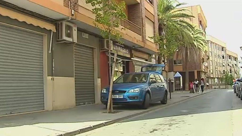 Roban un coche en Valencia con un bebé dentro